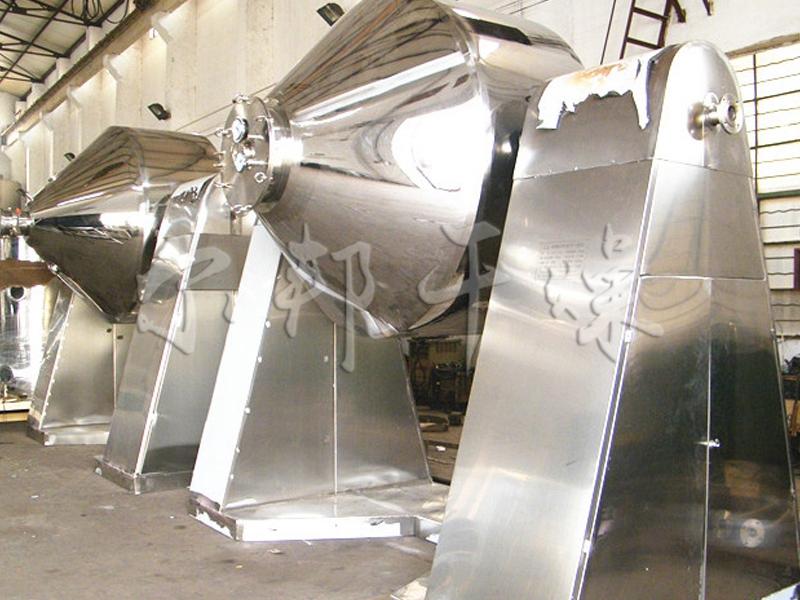 WHJ系列双锥混合机